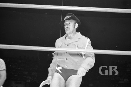 Al Costello, one half of the famous tag team The Kangaroos.