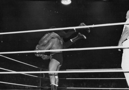 Higuchi slams Mortier again.