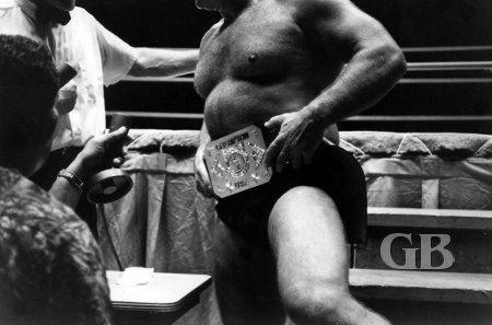 Don Arnold's U.S. Belt
