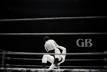 Rocky Montero downs Ray Stevens
